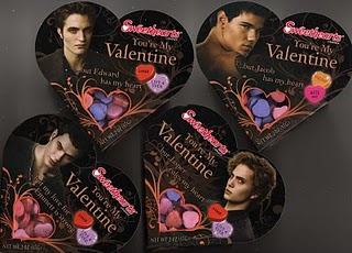 More Sweetheart Candies for New Moon