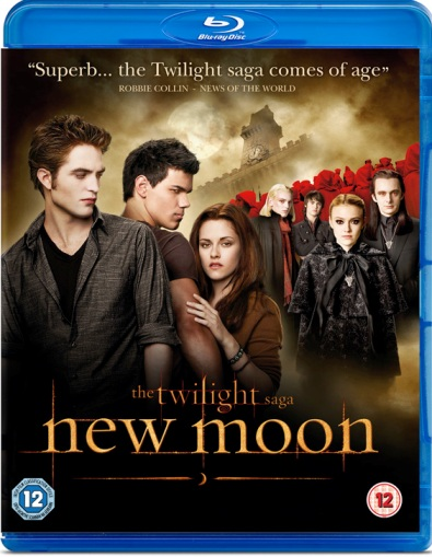 New Moon 22 March 2010 Blu-ray 2D
