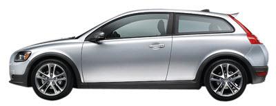Silver Volvo