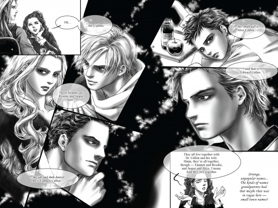 Twilight_cafeteria_graphic novel