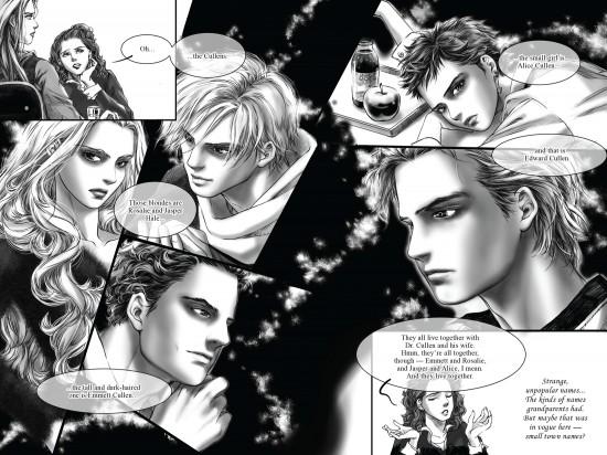 Twilight_cafeteria_graphic novel