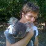 charlie-bewley-and-a-koala