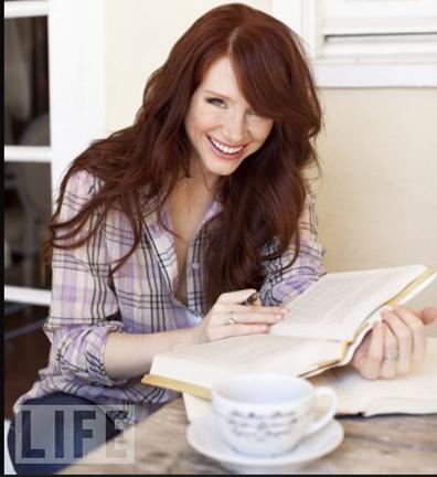Life Getting To Know Bryce Dallas Howard Twilight Lexicon