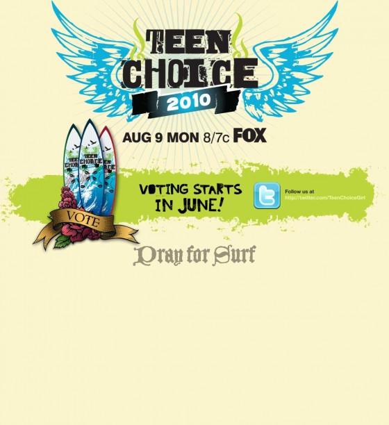 teen choice 2010