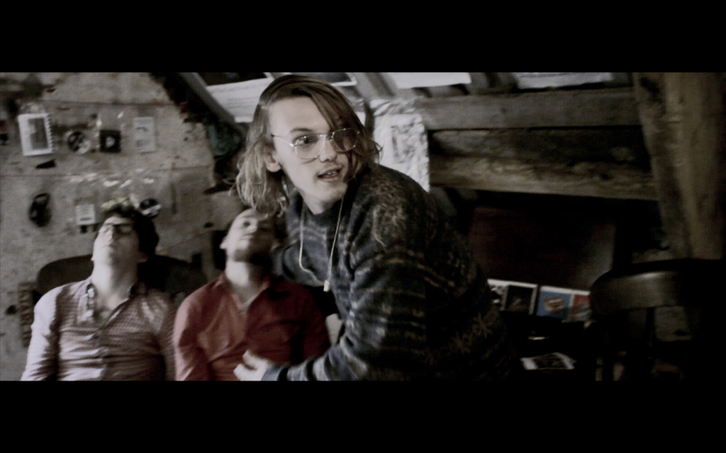 Who did jamie campbell bower play in harry potter
