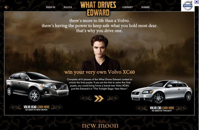 the volvo: breaking dawn style | twilight lexicon