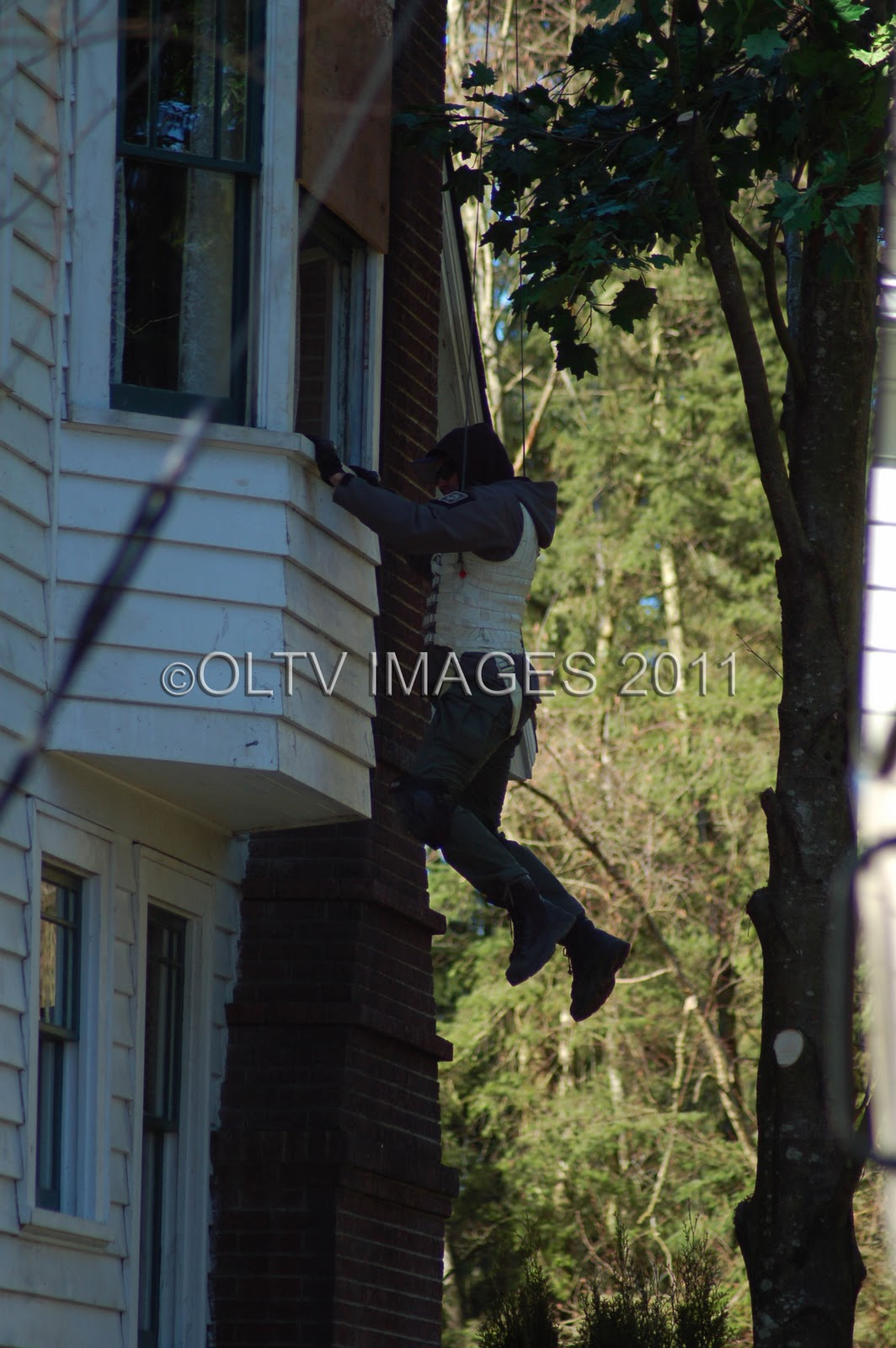 Stunt Gear Being Tested At The Bella S House Location Twilight Lexicon