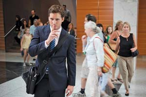 "Peter Facinelli in ""Loosies"""
