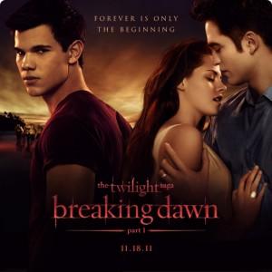 Breaking Dawn poster short
