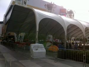tent city bd