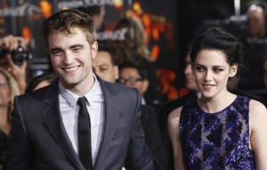 Rob and Kristen at BD Premiere