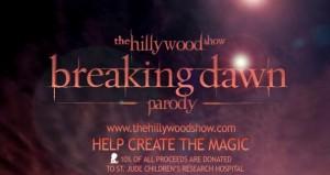 hillywood breaking dawn fundraiser