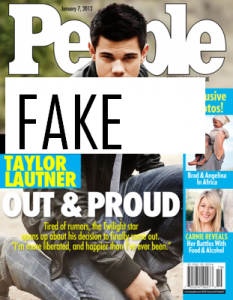 taylor fake cover
