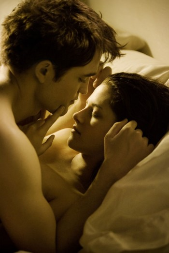 Breaking Dawn:  Edward and Bella