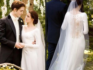 Bella's Wedding Dress