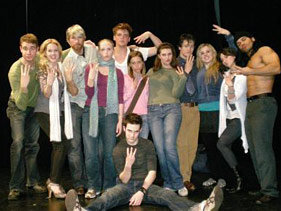Twilight musical cast