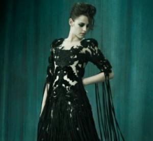 Kristen in Italian Vogue