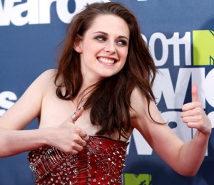 Kristen MTV movie awards