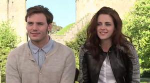 Kristen and Sam