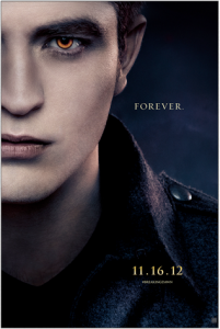 edward breaking Dawn 2
