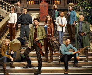 revolution cast