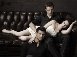 Breaking Dawn 2 trio