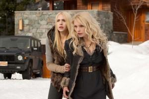 Kate and Tanya