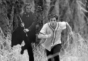 Lincoln Chases Edward