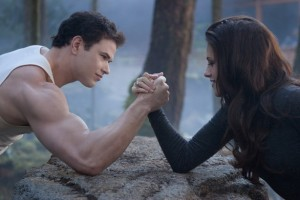 bella emmett arm wrestle
