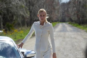 Diane Kruger car the host