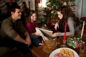 Christmas Jacob Bella Renesmee