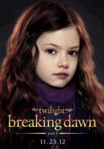 Renesmee Character art