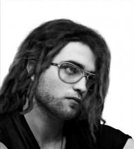 Robert pattinson dreadlocks