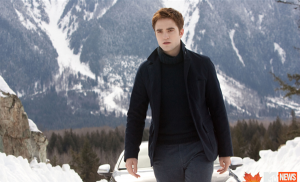 breaking dawn Robert pattinson turtle neck