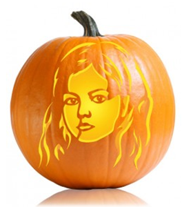 mackenzie foy pumpkin
