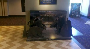 Breaking dawn standees 2