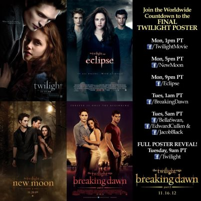 Twilight movie countdown