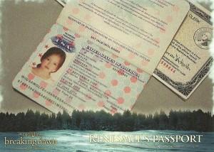 Nessie's Passport
