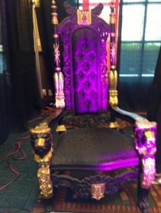 volturi throne