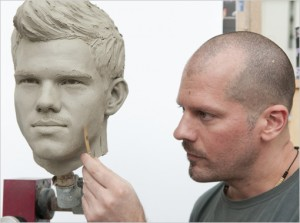 taylor-lautner-clay---madame Toussaauds