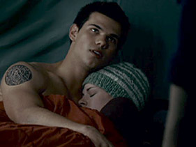 Jacob And Bella In The Tent Twilight Lexicon