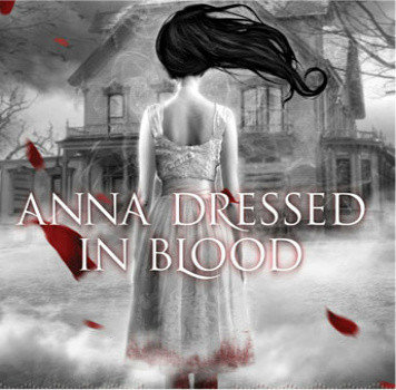 anna dressed in bloof
