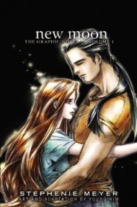 new moon graphic novel part 1