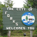 forks sign