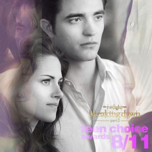 Twilight Teen choice