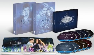Twilight ultimate box set