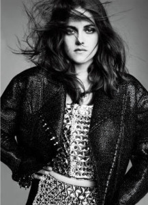 Kristen in Marie Claire 2